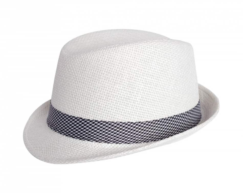 How to Clean a White Hat